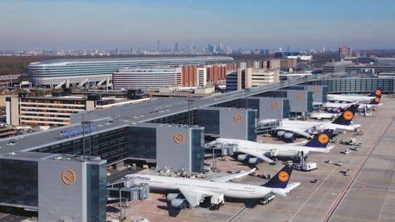 Parkplatzreservierung Flughafen Frankfurt