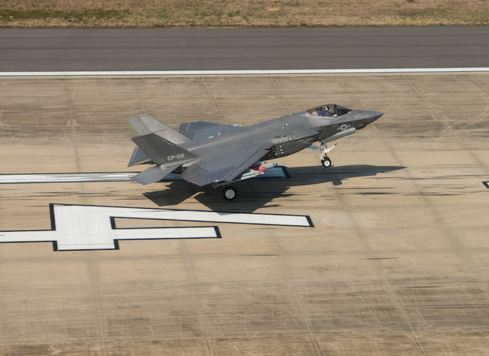 Belgien hat sich für die F-35 als F-16-Nachfolger entschieden