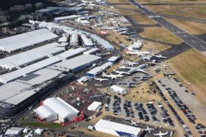 abgesagt: Farnborough International Airshow @ Farnborough International Exhibition & Conference Centre