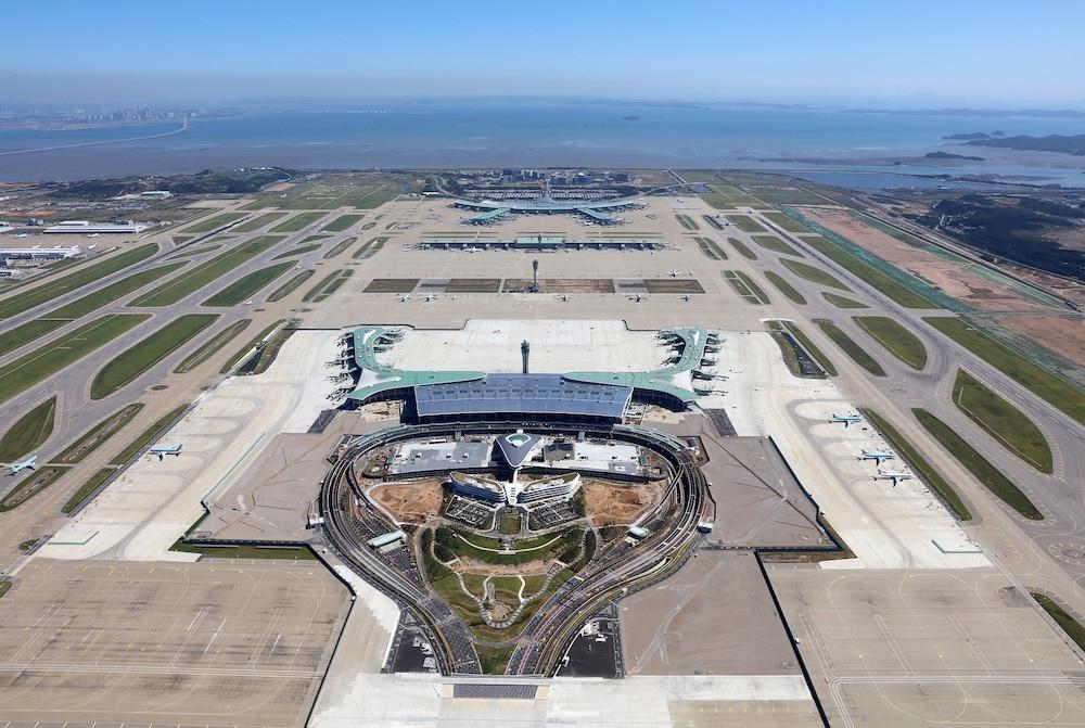 Terminal T2 in Incheon hat Bewährungsprobe bestanden - Aerobuzz.de ...