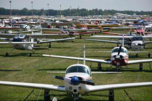 EAA AirVenture Oshkosh @ Wittman Regional Airport