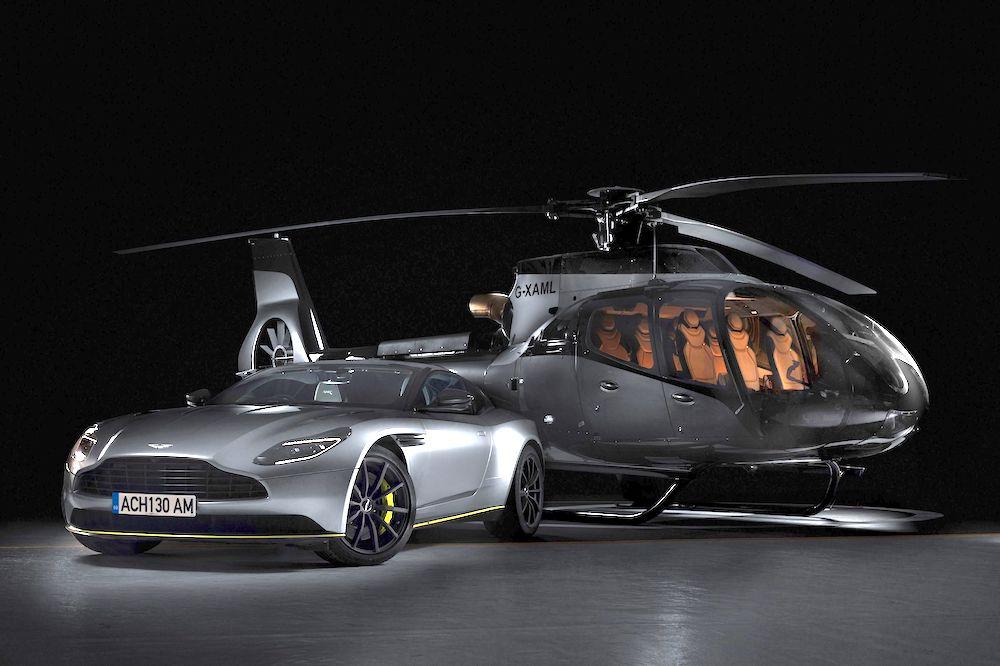 Airbus Präsentiert Ach130 Aston Martin Edition Aerobuzz De