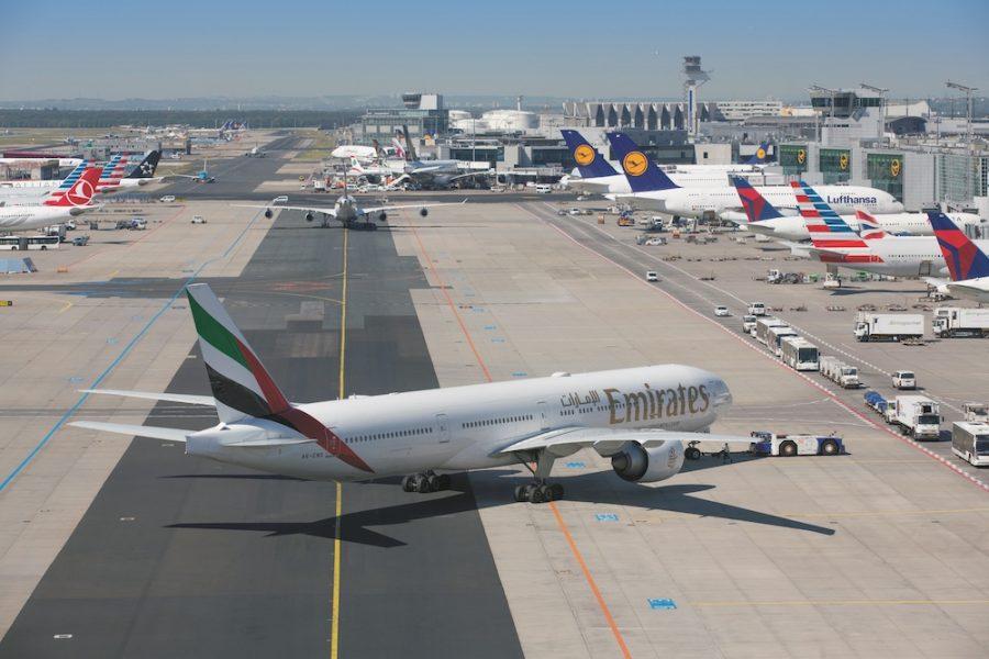 Wachstum Am Frankfurt Airport Schwacht Sich Ab Aerobuzz De