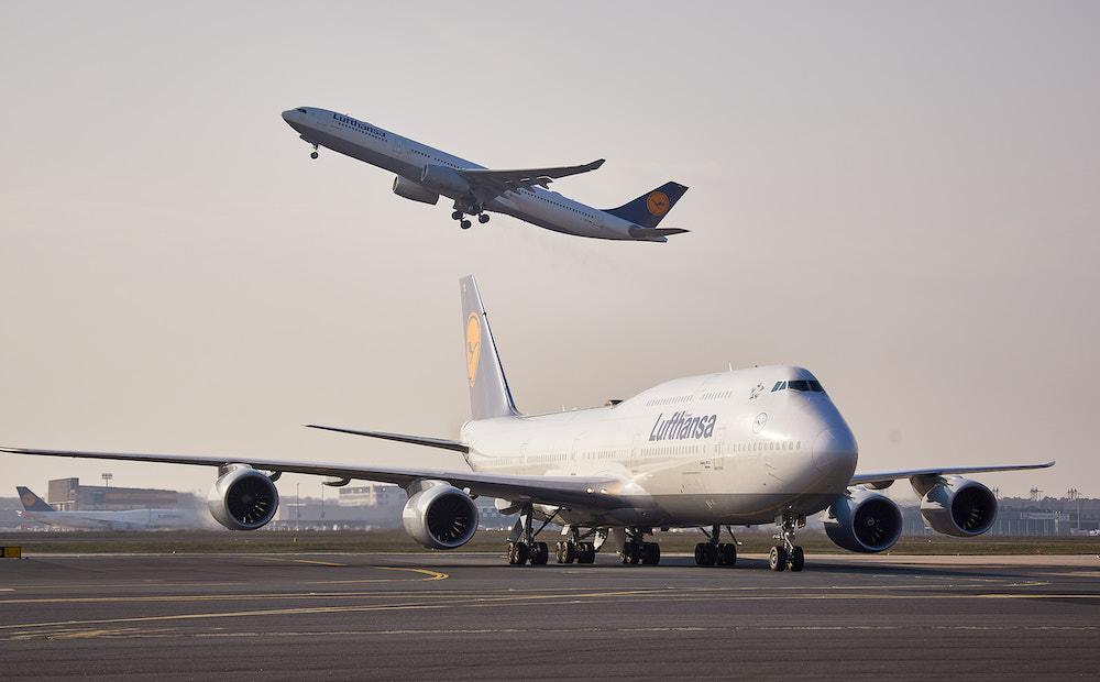 Lufthansa Ersatzflugplan